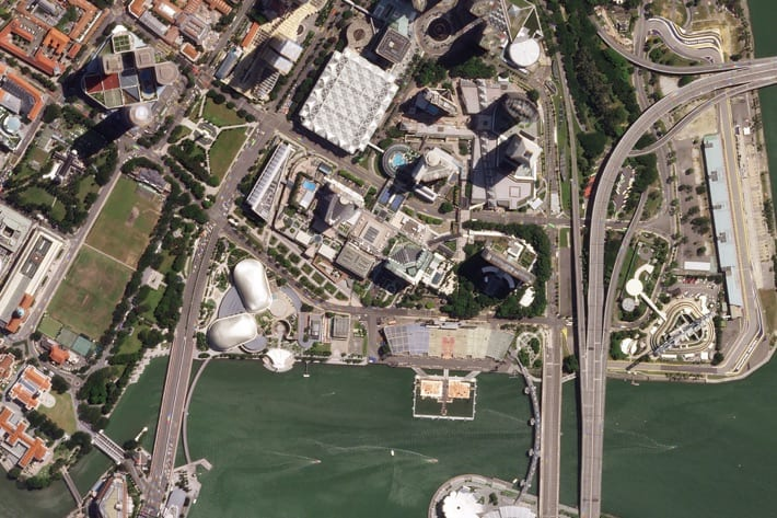 Singapore's city circuit