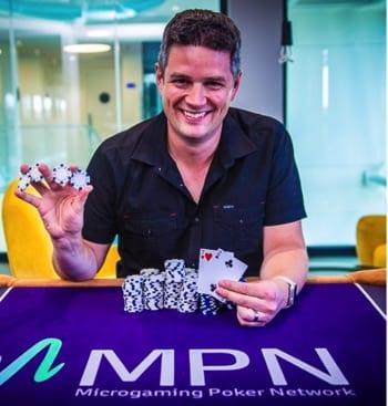 MPN's Managing Director, Alex Scott