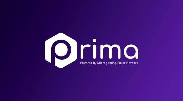 Prima Poker Network logo