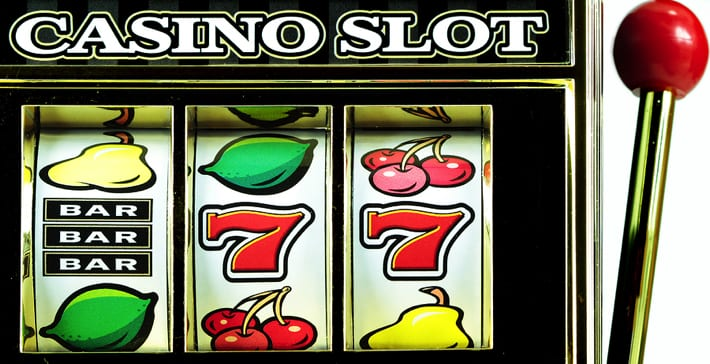 Casino fruit machine slots