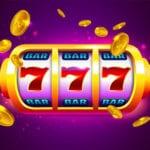 Slot machine graphic
