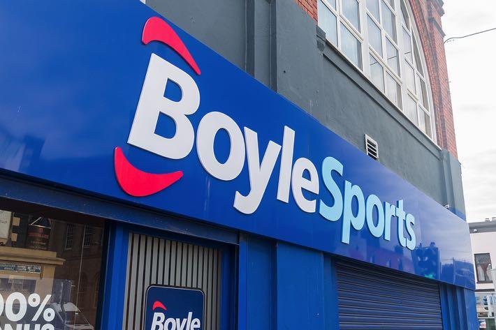 Boylesports in Dublin