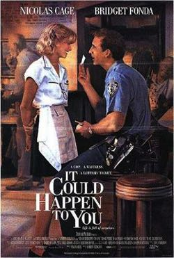 It Could Happen to You movie poster