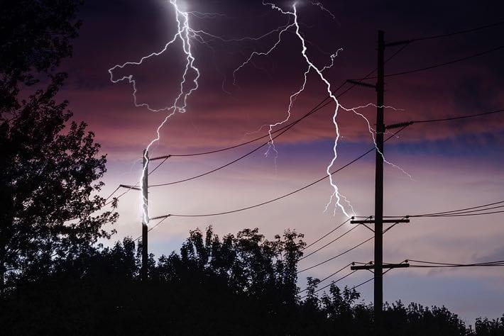 Lightning odds
