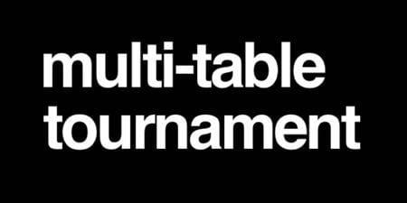 Multi-Table Tournament Poker