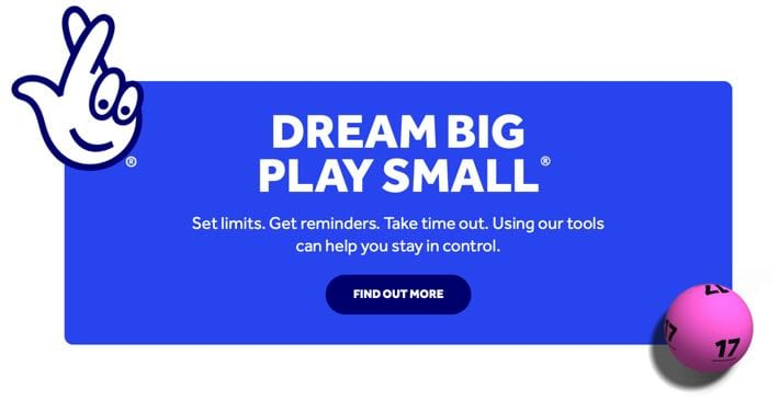 Dream big, play small