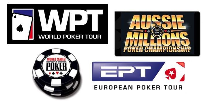 Famous poker tours