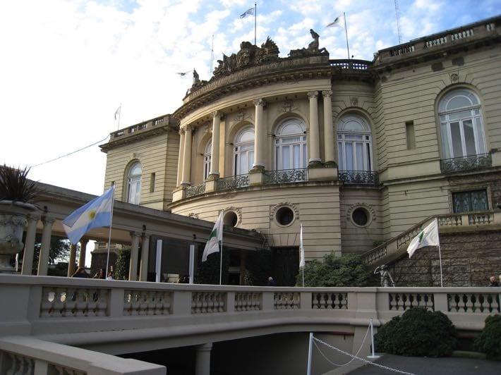 Hipódromo de Palermo in Argentina