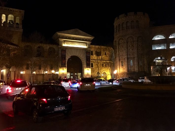 Montecasino in South Africa