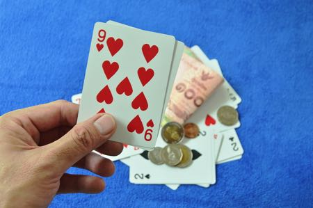 Baccarat Cards