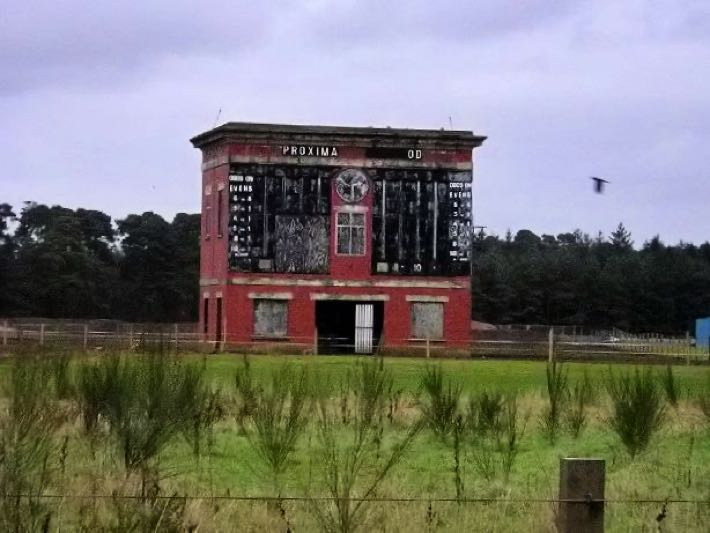 Lanark Racecourse