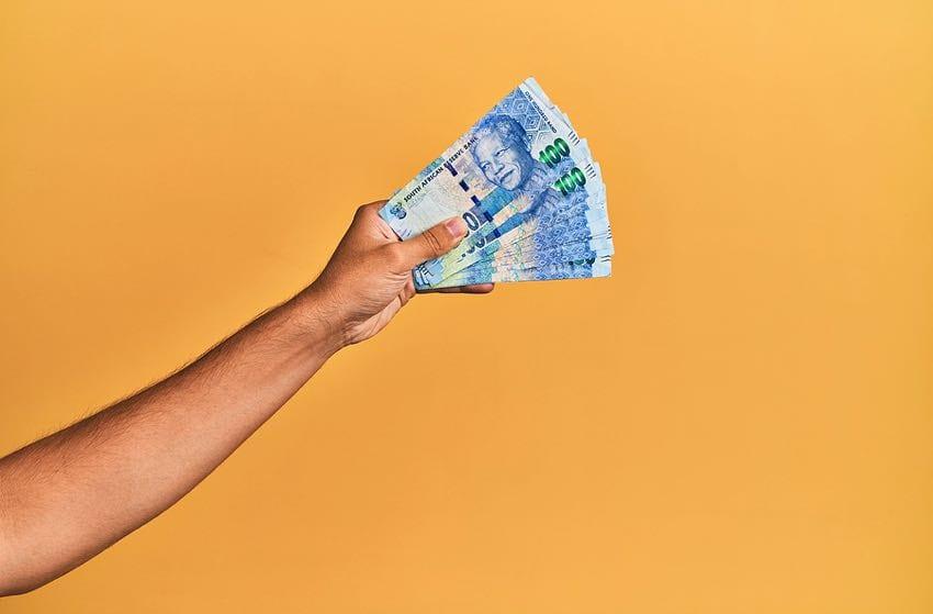 Rand bank notes
