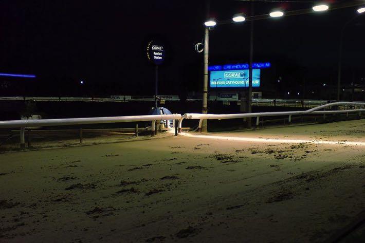 Romford Greyhound Stadium