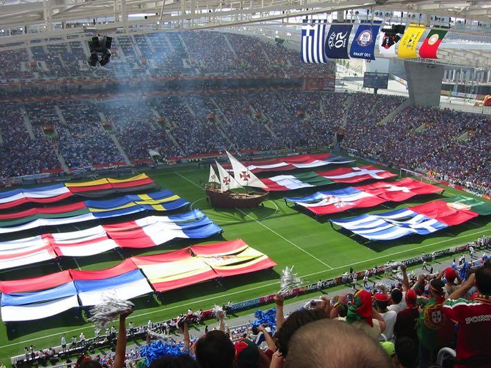 UEFA Euro 2004 Opening Ceremony
