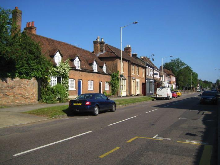 Kings Langley in Hertfordshire