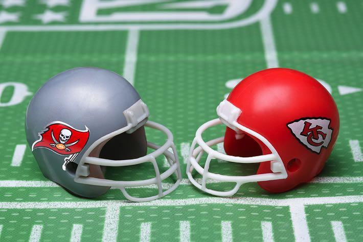 2021 Super Bowl Football teams