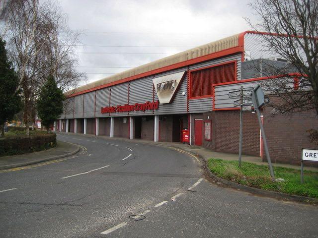 Crayford Stadium, owned by Ladbrokes Coral