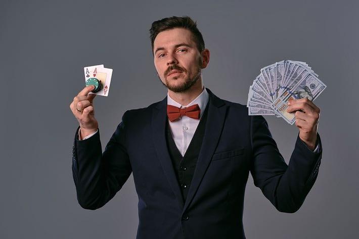Poker large bounty