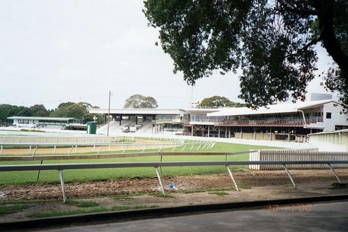 Garrison Savannah Racetrack