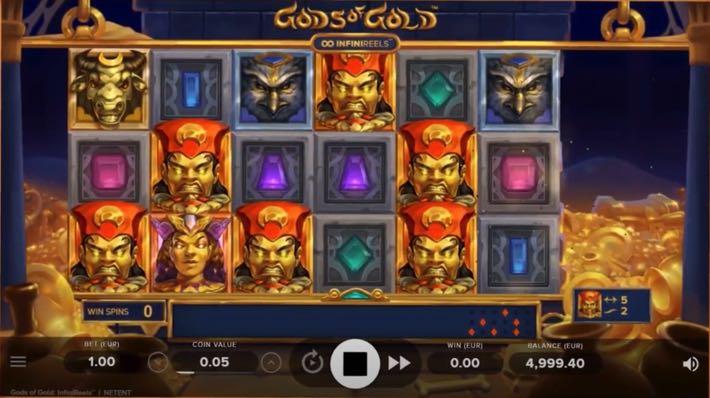 Gods of Gold screenshot