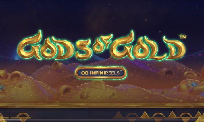 Gods of Gold: InfiniReels