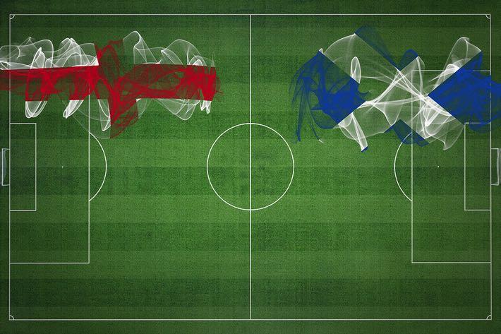 England and Scotland football