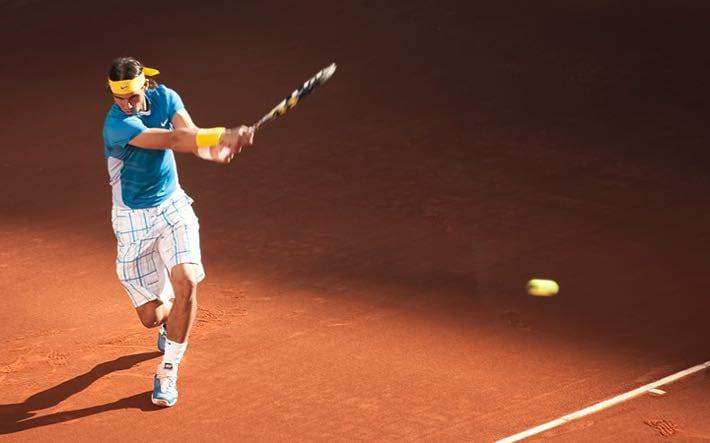 Rafael Nadal, the 'King of Clay'