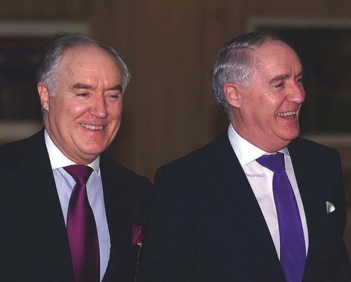 The Barclay Brothers