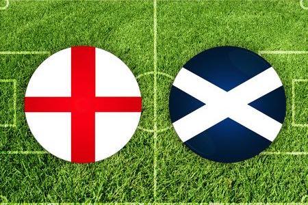 England vs Scotland football