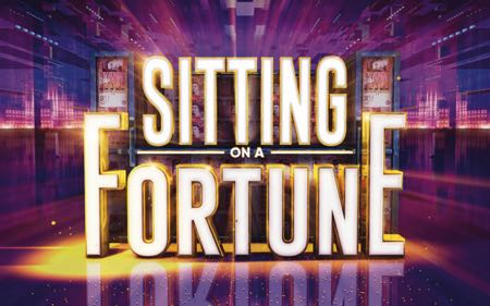 Sitting on a Fortune gameshow