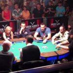 WSOP Table