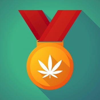 medali ganja