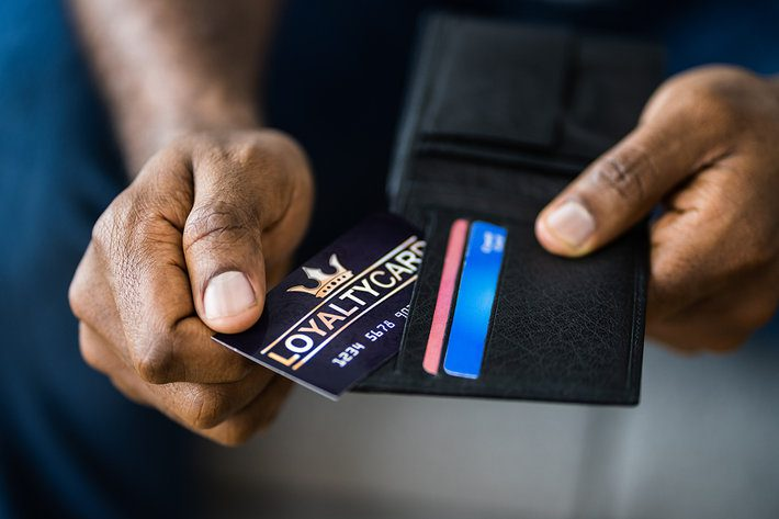 Customer Loyalty Card